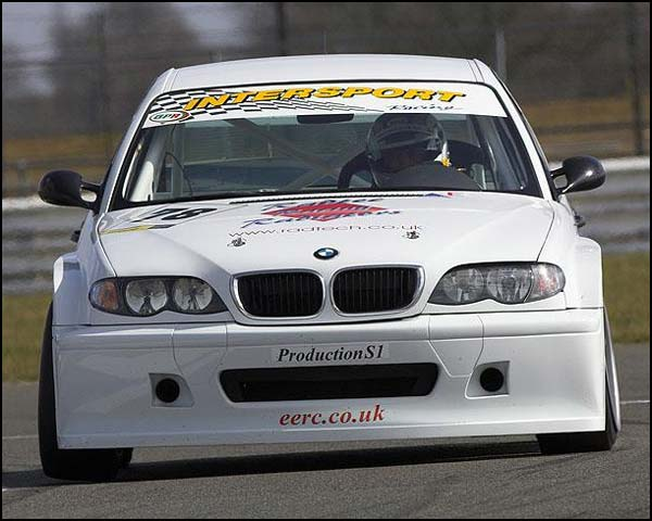 Ex works BMW Touring car